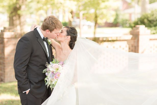 Gorgeous Southern Pastel Wedding - Christa Rene Photography