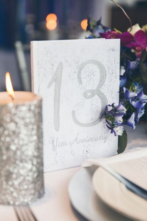 Table wedding numbers - Elvira Kalviste Photography