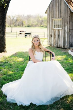 Texas bride - Jenna Leigh Wedding Photography