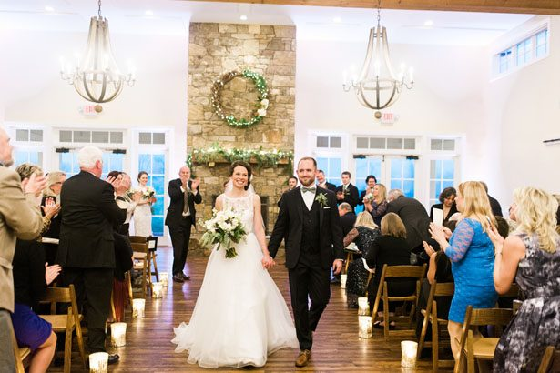 Wedding aisle - Shandi Wallace Photography