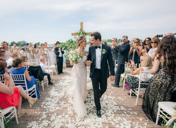 Wedding by the lake - Clane Gessel Photography