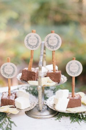 Wedding dessert ideas - Jennifer Fujikawa Photography