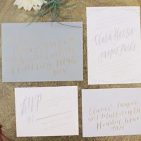 Wedding invitation ideas - Sharon Nicole Photography