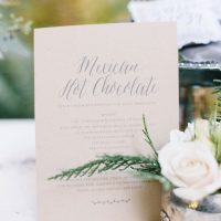 Wedding notes - Jennifer Fujikawa Photography