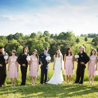 Wedding party photo ideas - Skyryder Photography, LLC