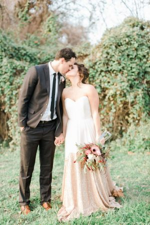 Wedding portrait - Sharon Nicole Photography