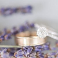 Wedding rings - Christa Rene Photography