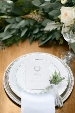 Wedding table setting - Jennifer Fujikawa Photography