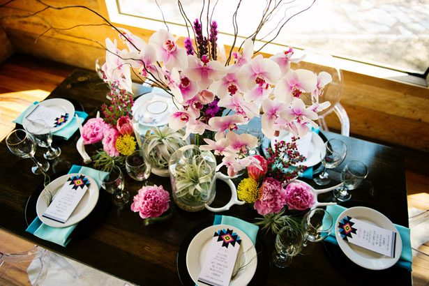 Wedding table setup - Jenna Leigh Wedding Photography