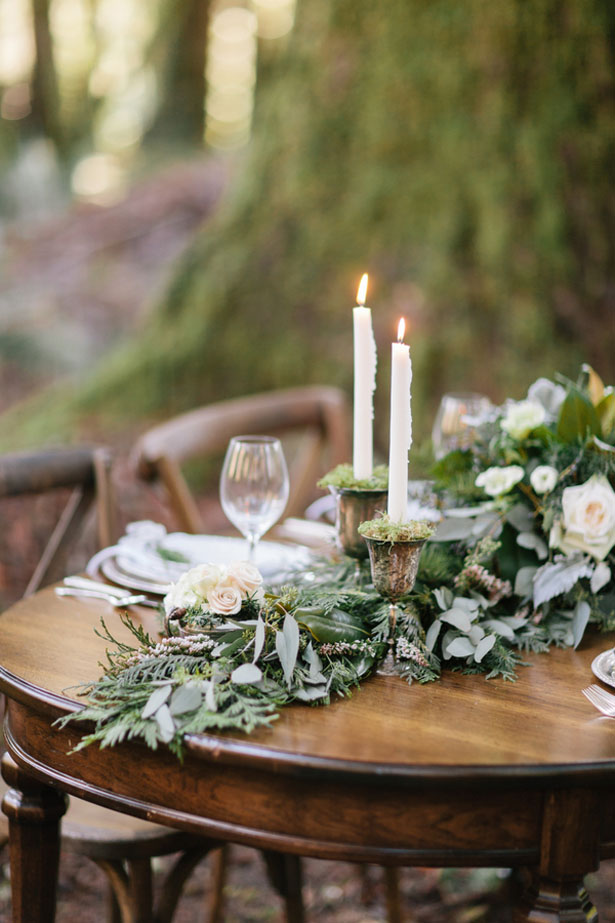 Winter wedding inspiration - Jennifer Fujikawa Photography