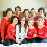Bridal party - Jennifer Van Elk Photography