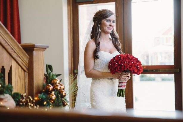 Bridal picture - Jennifer Van Elk Photography