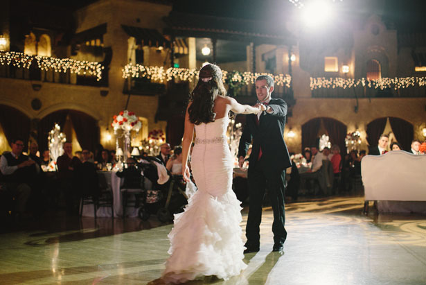First bride and groom dance - Jennifer Van Elk Photography