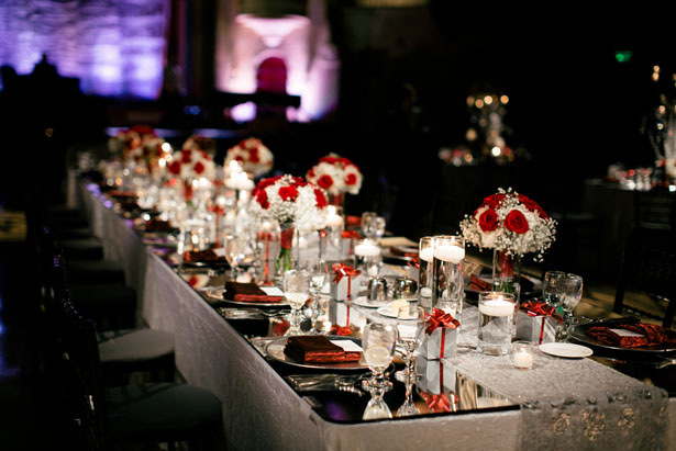 Gorgeouss wedding tablescape - Jennifer Van Elk Photography