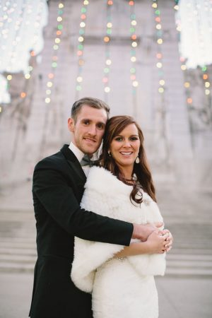 Outdoor wedding photos - Jennifer Van Elk Photography