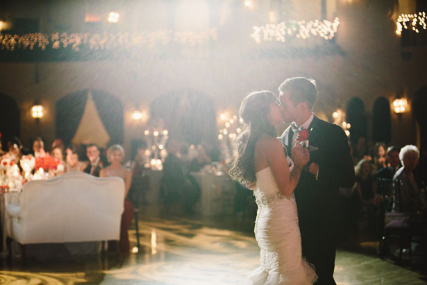 Wedding kiss - Jennifer Van Elk Photography