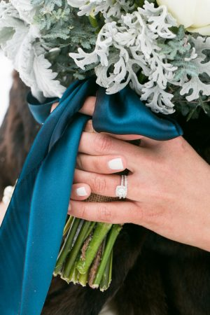 Beautiful engagement ring - Erin Johnson Photography