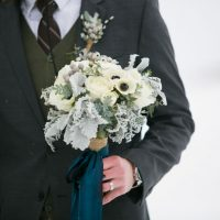 Bridal bouquet - Erin Johnson Photography