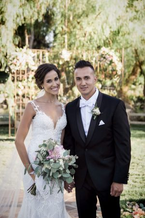 Bride and groom - William Innes Photography