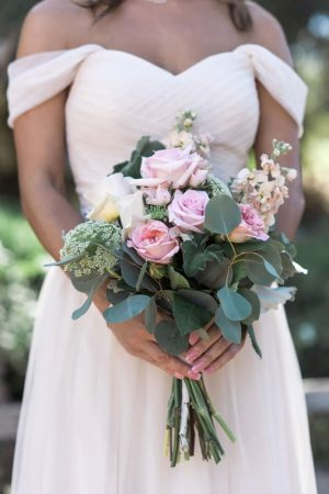 Bridesmaid bouquet - William Innes Photography