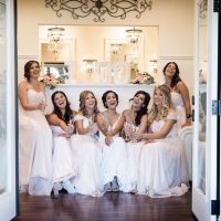 Bridesmaid picture - William Innes Photography