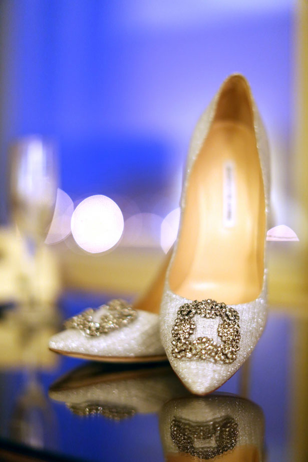 Elegant bridal heels - BLUE MARTINI PHOTOGRAPHY