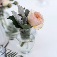 Floral wedding details - William Innes Photography