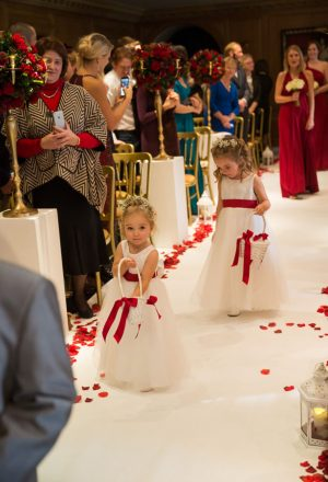 Flower girl dresses - Cameo Photography