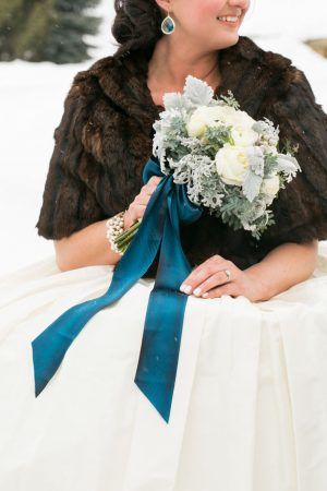 Gorgeous wedding bouquet - Erin Johnson Photography