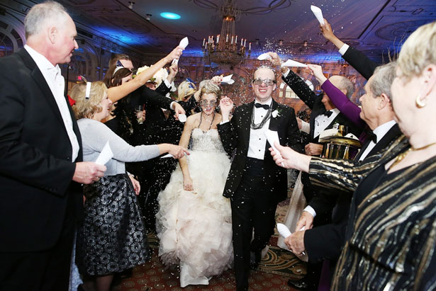 New years wedding picture - BLUE MARTINI PHOTOGRAPHY