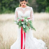 Stylish bride - Dani Cowan Photography