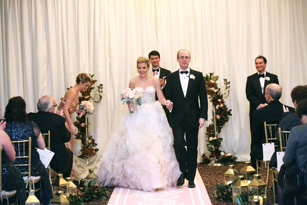 Wedding ceremony picture - BLUE MARTINI PHOTOGRAPHY