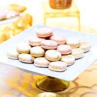 Wedding dessert ideas - Kirth Bobb Photography