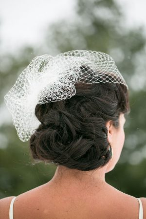 Wedding hairstyle ideas - Erin Johnson Photography