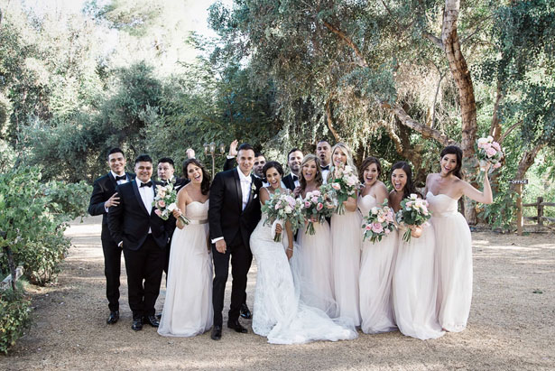 Wedding party - William Innes Photography