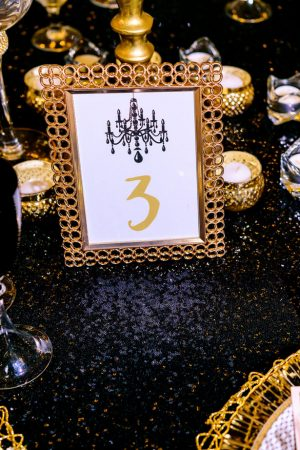 Wedding table number ideas - Kirth Bobb Photography