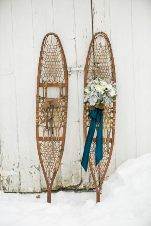 Winter wedding ideas - Erin Johnson Photography
