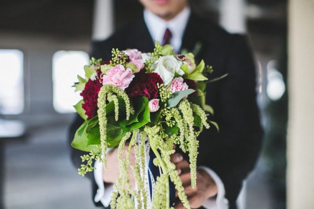 Beautiful bridal bouquet - Alicia Lucia Photography