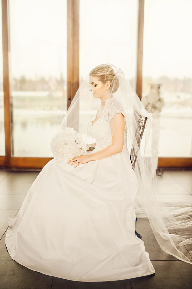 Beautiful bridal picture - Melissa Avey Photography