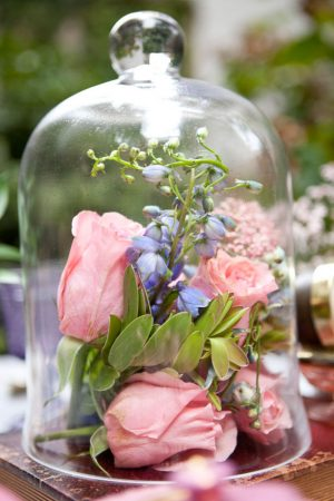 Beautiful floral wedding arrangements - Claudia McDade Photography