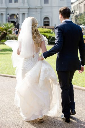 Beautiful outdoor wedding photo - Mark Eric Weddings