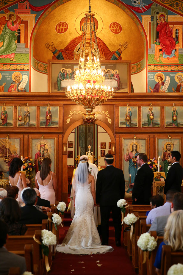 Eastern Orthodox Wedding Ceremony - HydeParkPhoto