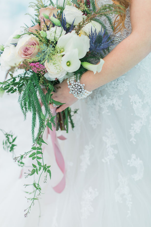 Bridal bouquet - Andrea Simmons Photography LLC