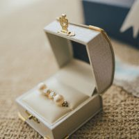 Bridal earrings - OLLI STUDIO