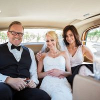 Bridal family picture - Three16 Photography