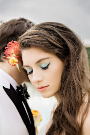 Bridal makeup - Andie Freeman Photography
