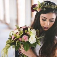 Bridal makeup ideas - Alicia Lucia Photography