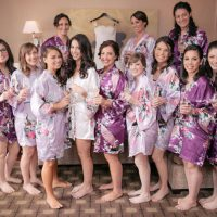 Bridal party picture - Clane Gessel Photography