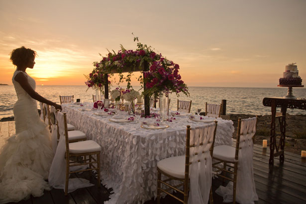 Jamaica Destination Wedding - Manuela Stefan Photography