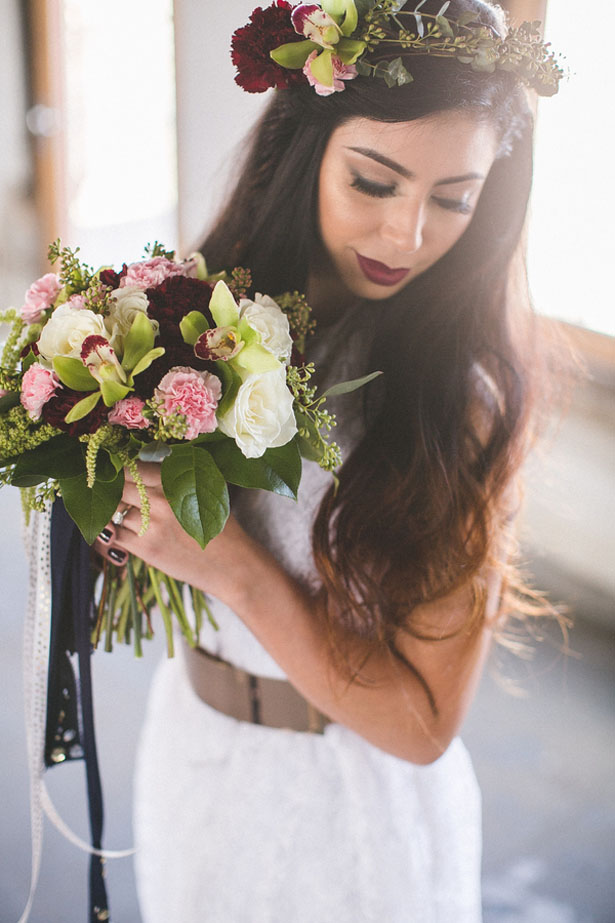 Bohemian Bride - Alicia Lucia PhotographyBohemian Bride - Alicia Lucia Photography